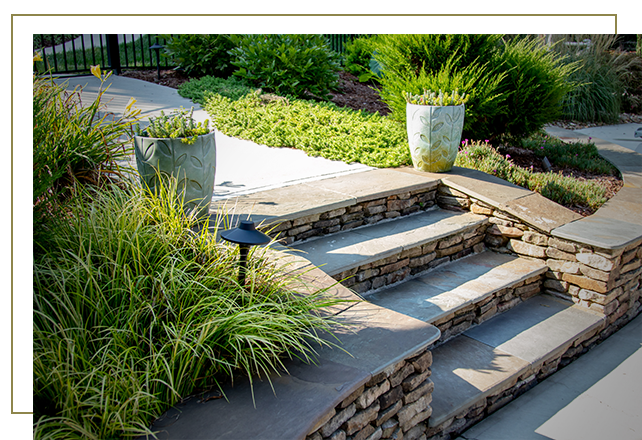 The Triads Best Custom Landscape And Design Company At Your Service